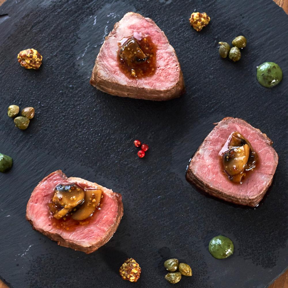 極上のふらの和牛ローストビーフ 3種食べ比べセット 600g