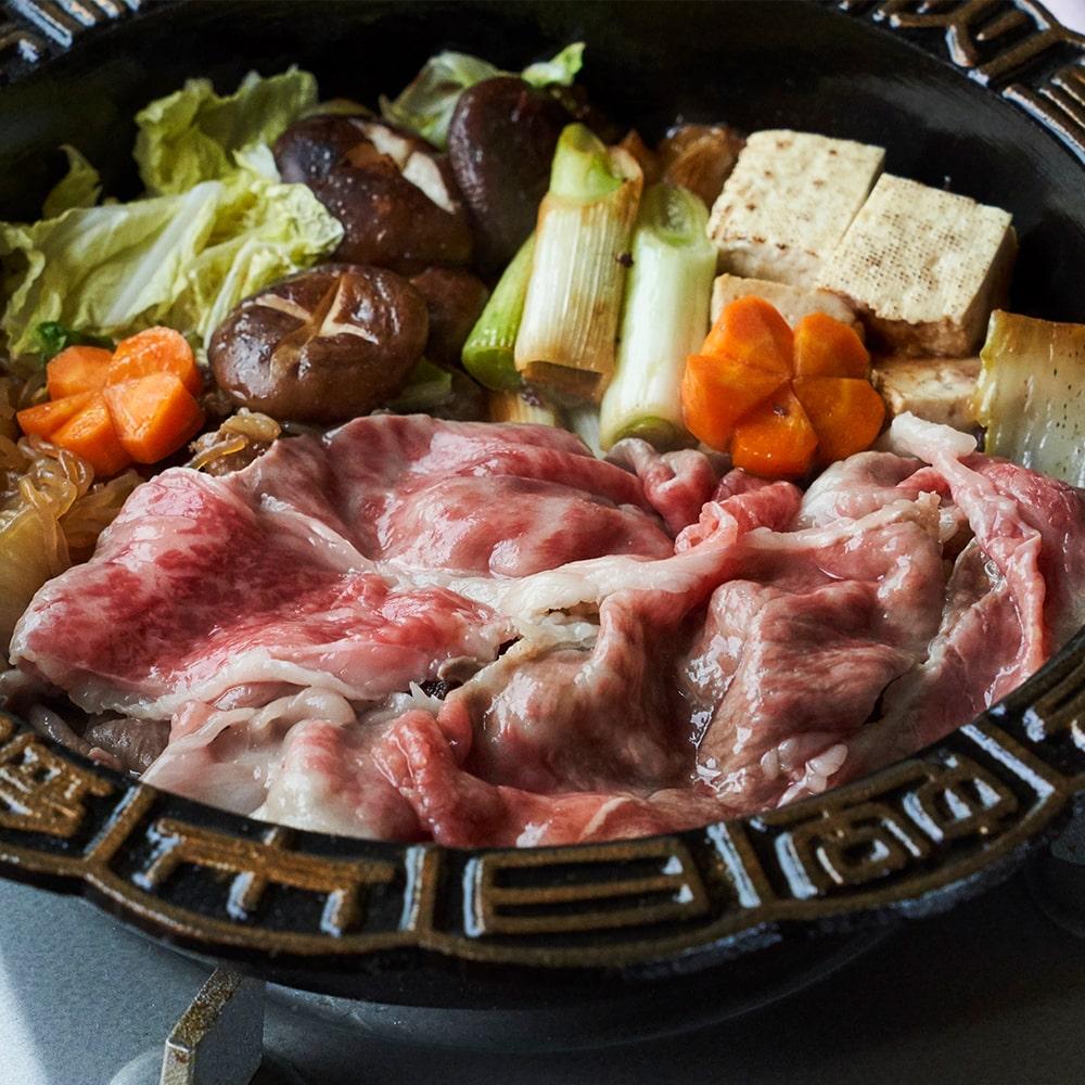 認定近江牛肉(最高級A5A4ランク) すき焼き用