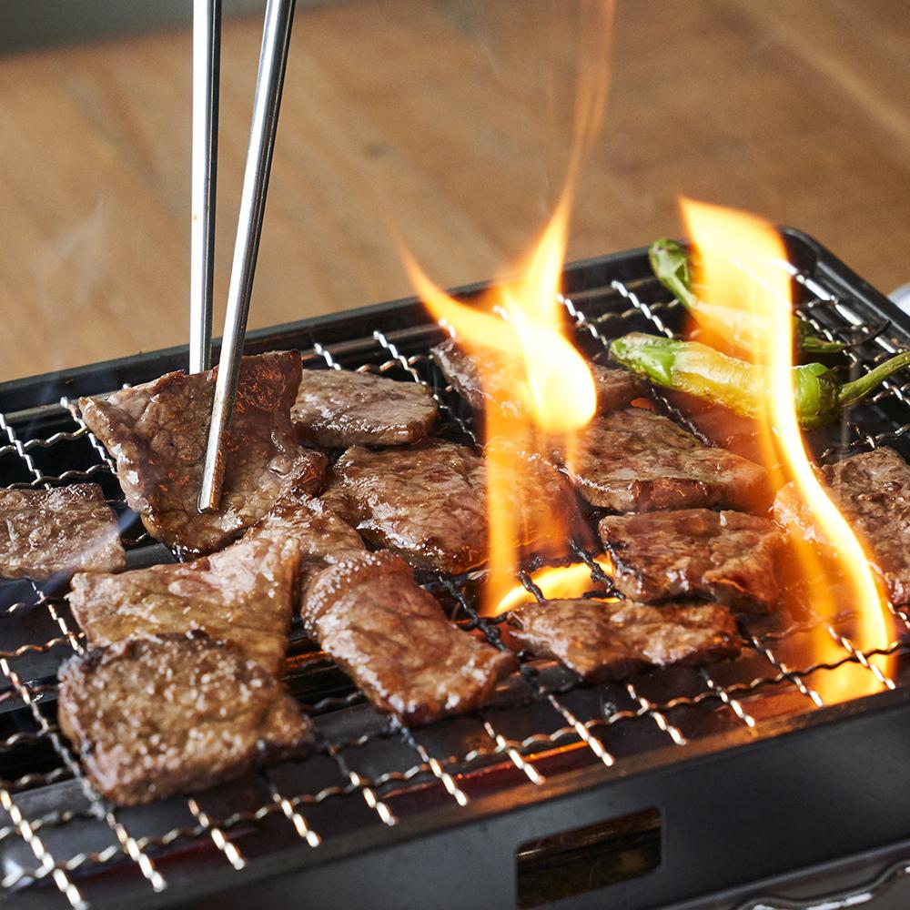 認定近江牛肉(最高級A5A4ランク) 焼肉用
