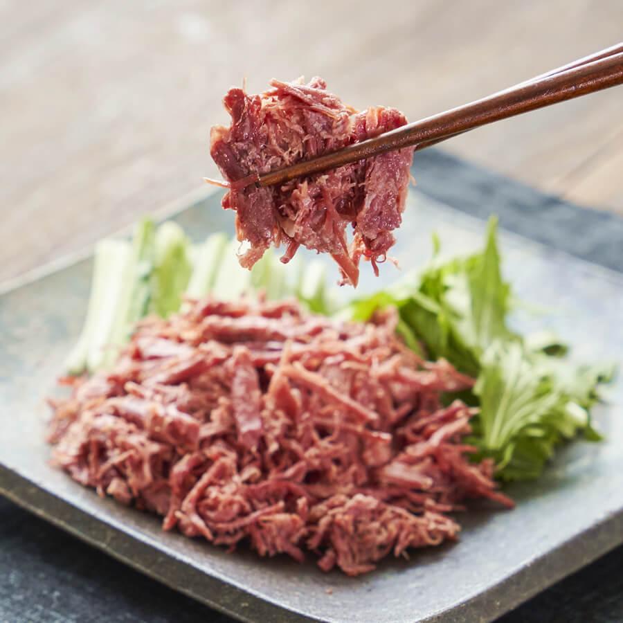 食肉加工の匠がつくる極上てづくりコンビーフ 500g